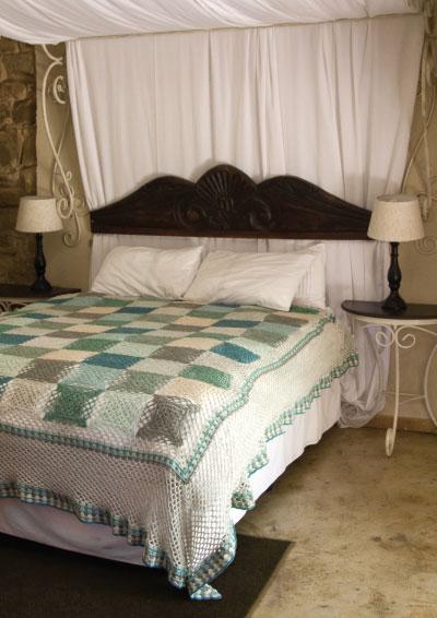 Pattern 15: Karoo Bedspread