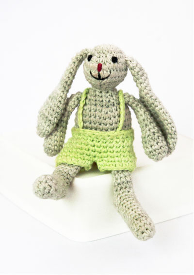 Pattern 25: Sam the Bunny