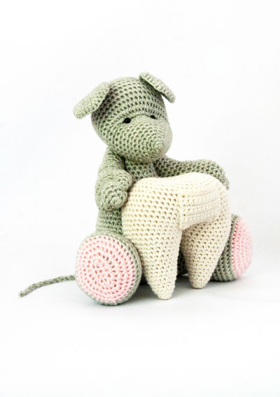 Pattern 26: Timothy Tooth Mouse