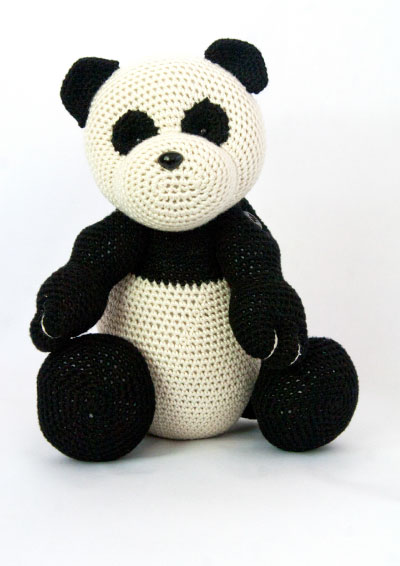 Pattern 28: Mei the Panda Bear