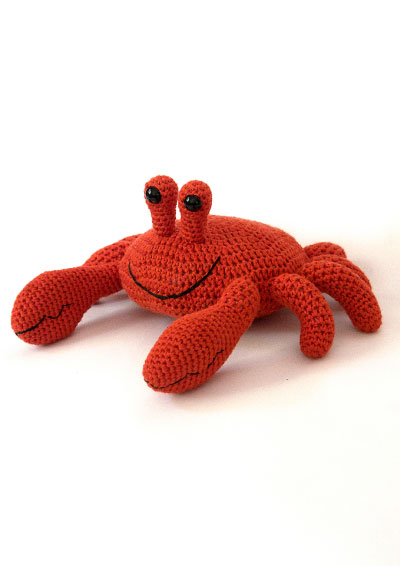 Pattern 29: Eugene the Crab