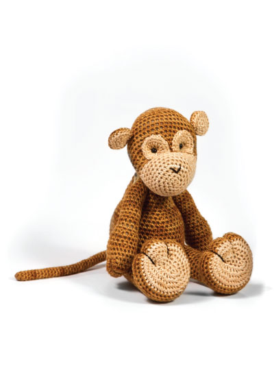 Pattern 32: Bert The Monkey
