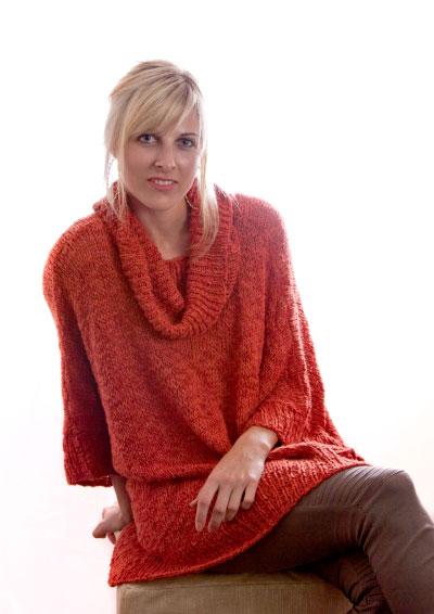 Pattern 7: Nikki Poncho